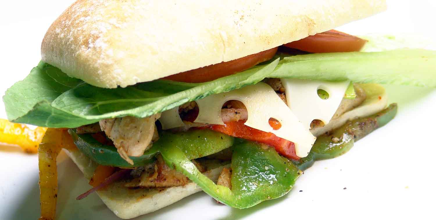 Safari Express Chicken Sandwich food photography by Moda Photography for Cordavii Consulting
