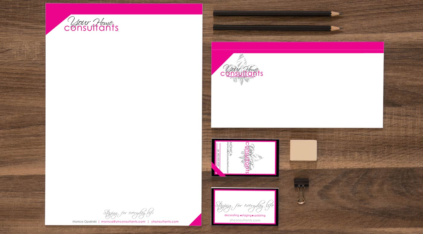 Your Home Consultants Stationary