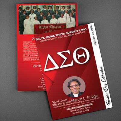 Minneapolis St Paul Delta Sigma Theta Program