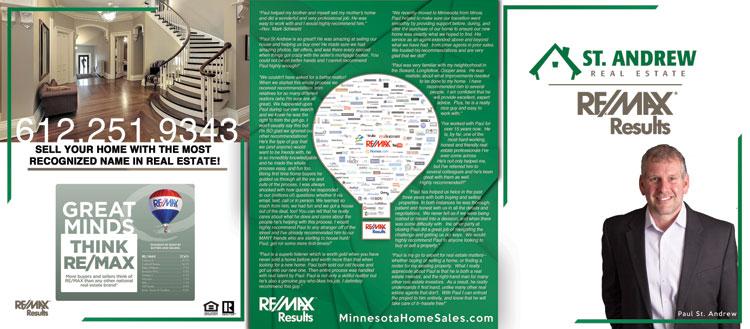 Real Estate Listing Presentation and digital pdf