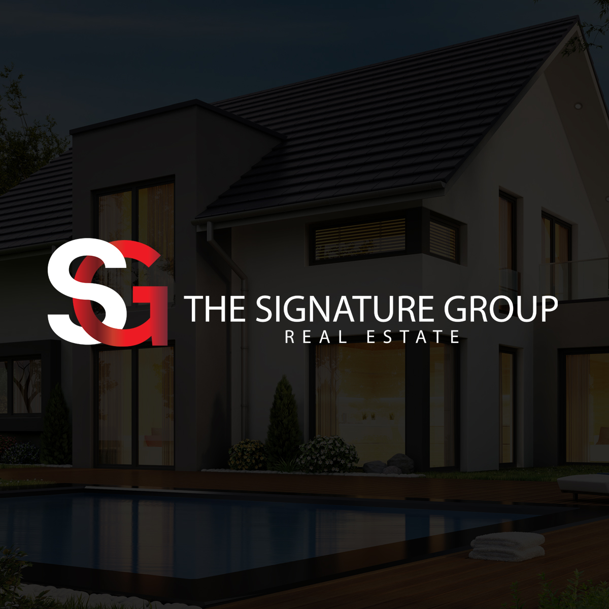 The Signature Group Real Estate Instagram and Social Media Marketing Real Estate Pieces