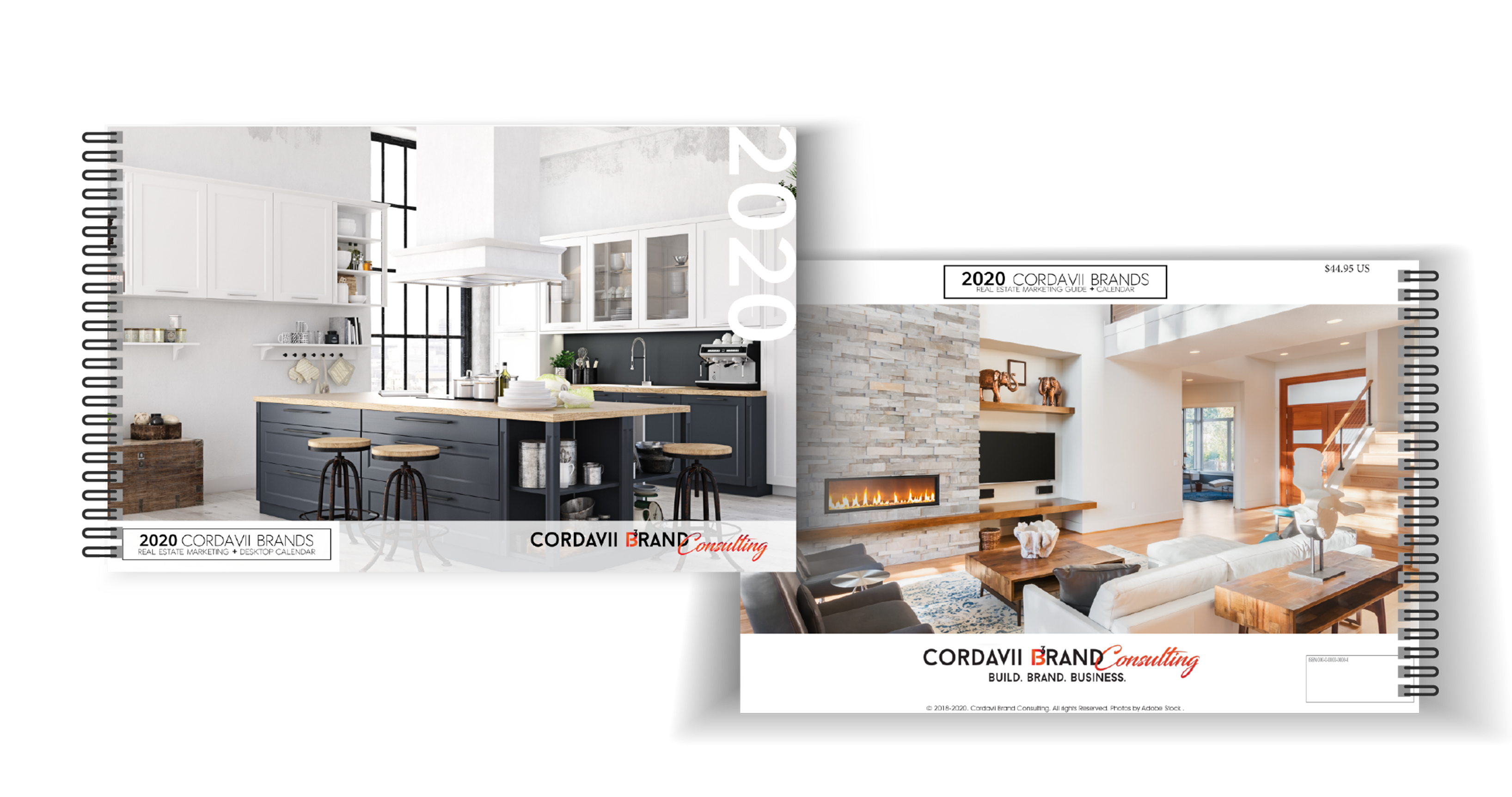 Cordavii Brands 2020 Real Estate Marketing Calendar