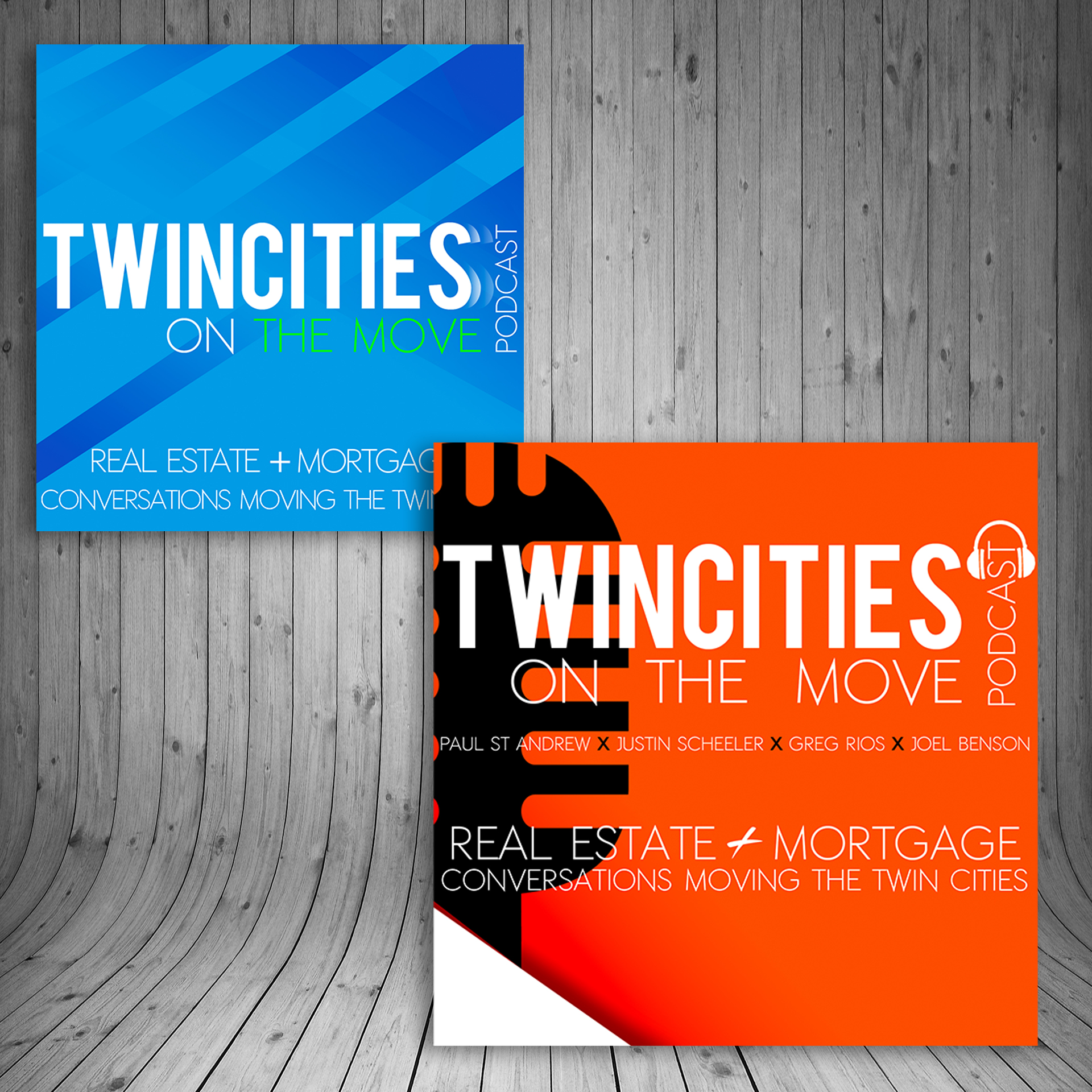 Twin Cities on the Move PodCast Brand Design